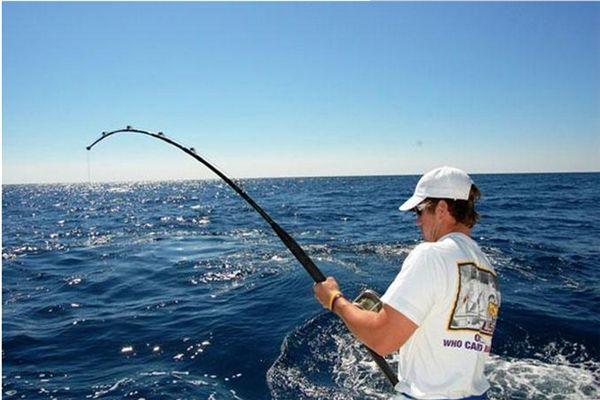2018年全国老年人岸基定点海钓赛开竿